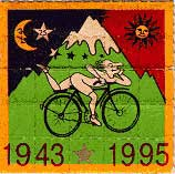 Hofmann's trippy bike ride blotter