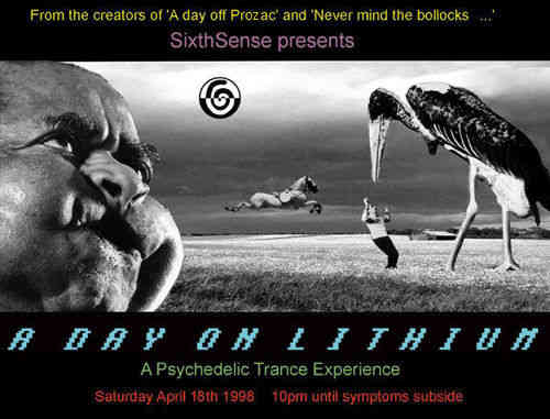A Day On Lithium flyer