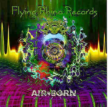 Flying Rhino - Airborn