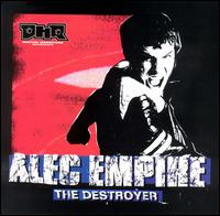 Alec Empire - The Destoyer 12inch x2 on DHR (1996)