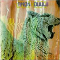 Amon Duul II - Wolf City 12inch on New Rose Blues (1972)