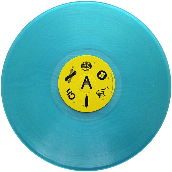 "Arcade Fire - Everything Now 12"" (aqua vinyl)"