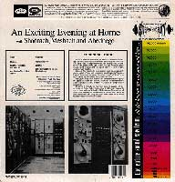 Beastie Boys - An Evening At Home With Shadrach, Meschach, Abednego 12 back cover