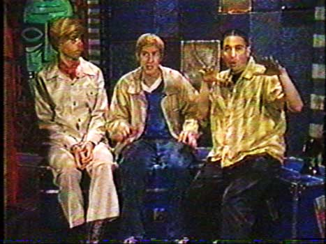 Beastie Boys host MTV 120 Minutes stoned (1994)