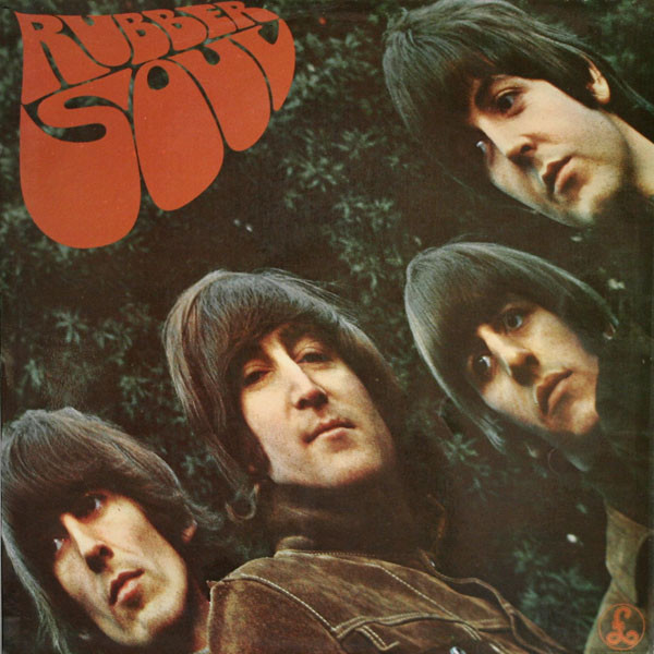"The Beatles - Rubber Soul 12"" (1965)"