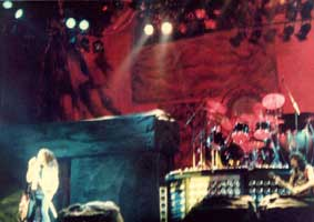 Black Sabbath - 1983 Born Again Tour Stonehenge