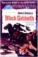 Black Sabbath film poster