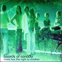 Boards Of Canada - Music Has A Right To Children on Warp (1998)