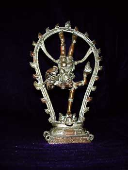 breakdancing Nataraj