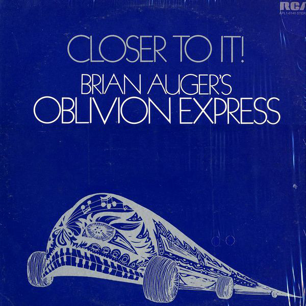 Brian Auger's Oblivion Express - Closer To It 12inch on Discomforme (1973)