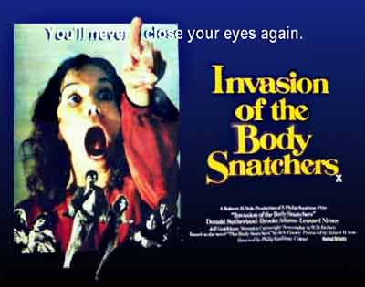 Brooke Adams - Invasion Of The Body Snatchers