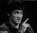 Bruce Lee in his only television interview
