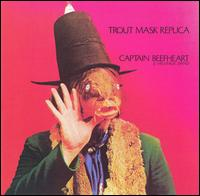Captain Beefheart and The Magic Band - Trout Mask Replica 12inch x2 (1969)