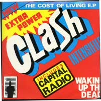 The Clash - Cost Of Living EP 1979 - intensified