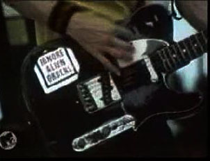 The Clash - Rock The Casbah video - ignore alien orders