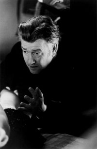 David Lynch directing Lost Highway