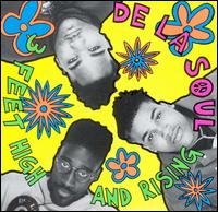 De La Soul - 3 Feet High & Rising on Tommy Boy (1989)
