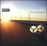 De-Phazz - Detunized Gravity CD on Mole Listening Pearls (1997)