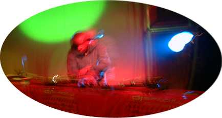 DJ Spooky enters the brain