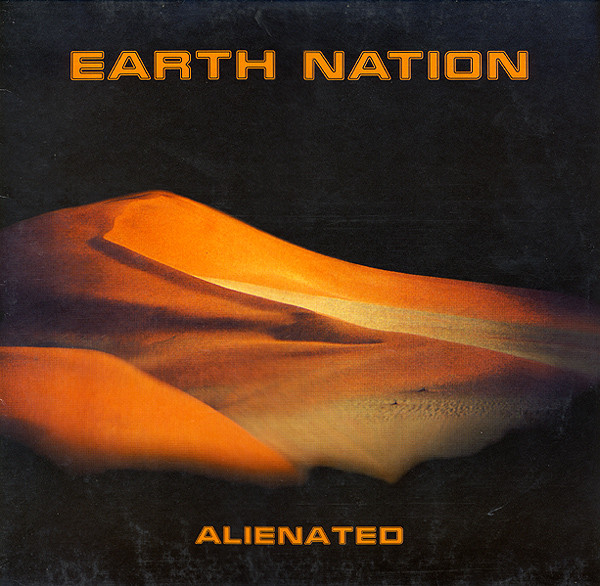 "Earth Nation - Alienated 12"" cover"