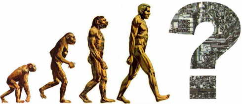 transhuman evolvement