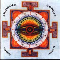Exquisite Corpse - Inner Light CDs on Kk (1993)
