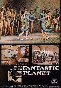 Fantastic Planet - cover