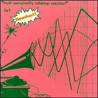 Flowchart - Multi Personality Table Top Vacation on Carrot Top (1995)