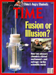 Time - fusion or illusion?