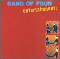 Gang Of Four - Entertainment! 12inch (1979)