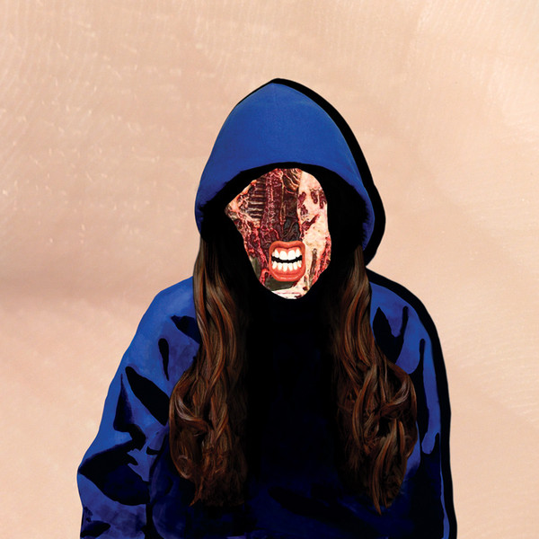 "Gazelle Twin - Unflesh 12"" cover"