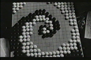 a perfect game of Go
