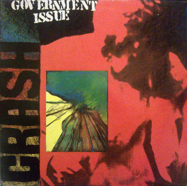 "Government Issue - Crash 12"" (1988)"