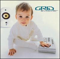 The Grid - Evolver CD on deConstruction (1994)