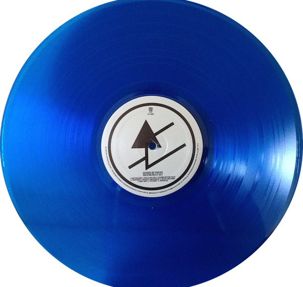 "Guided By Voices - Isolation Drills 12"" (blue vinyl)"