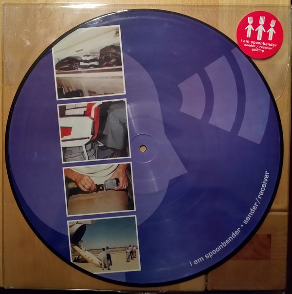 "I Am Spoonbender 12"" (picture disc)"