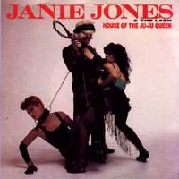 Janie Jones and the Lash - House Of The Juju Queen 7inch (1983)