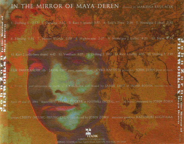 John Zorn - Filmworks Volume X: In The Mirror Of Maya Deren