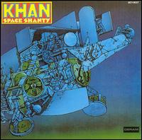 Khan - Space Shanty 12inch on Deram (1972)