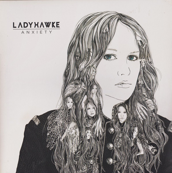 "Ladyhawke - Anxiety 12"" cover"