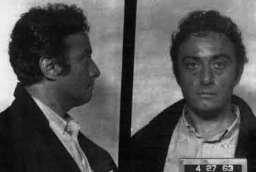 Lenny Bruce - no longer has the right to say fuck the the government