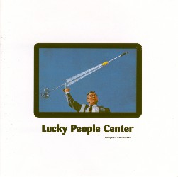 Lucky People Center - Interspecies Communication CD on Beverage (1995)