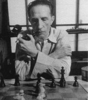 Marcel Duchamp would rather play chess