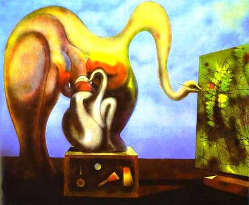 Max Ernst - Surrealism and Painting (1942)