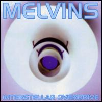 Melvins - Interstellar Overdrive 10inch on Man's Ruin (1996)