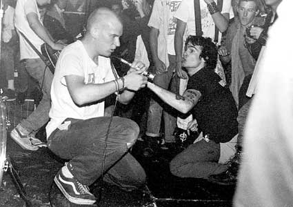 Jeff Nelson Minor Threat