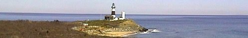 Montauk Point Lighthouse - eastern tip of Long Island