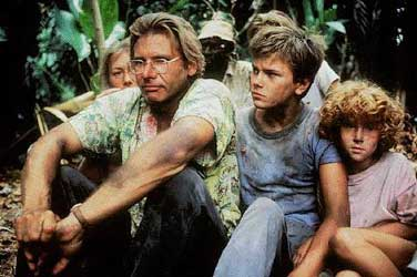 now what dad? - harrison ford and river phoenix