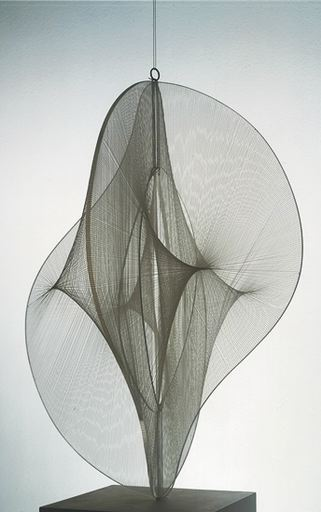 Naum Gabo - Linear Construction No. 2