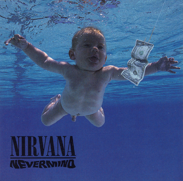 "Nirvana - Nevermind 12"" (cover)"